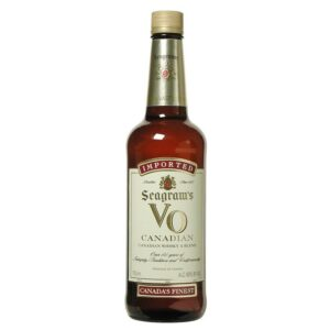 Whisky Seagrams V.O. Canadian Whiskey 40% Vol. 70 cl
