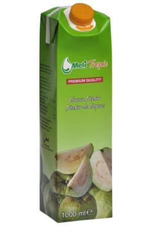 Meli Guava / Nektar Saft 25% 12 x 100 cl Tetra