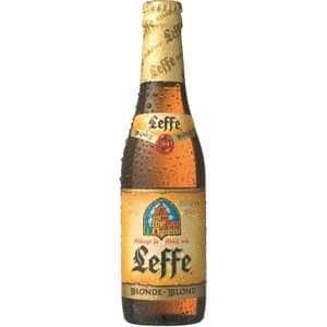 Leffe Blonde Bier 6,6% Vol. 6 x 33 cl EW Flasche Belgien