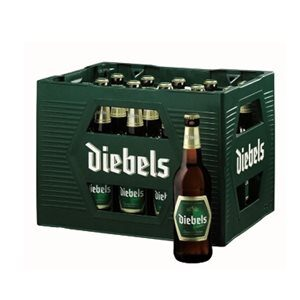 Diebels Alt 24 x 33 cl