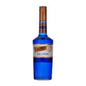 De Kuyper Blue Curaçao Likör 24% Vol. 70 cl