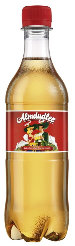 Almdudler Kräuter-Limonade 24 x 50 cl PET