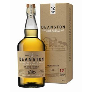 Deanston Whisky 12 years Single Highland Malt 46% Vol 70 cl Scotland