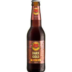 Müllerbräu Dark Gold dunkles Bier 6 x 33 cl MW Flasche