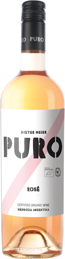 Dieter Meier PURO Rosé 13.0% Vol. 75cl 2018