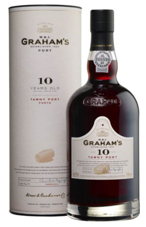 Graham's 10 years 20.0% Vol. 20cl