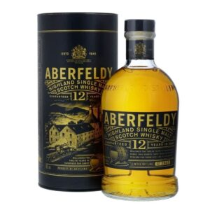 Aberfeldy 12 Years Single Malt Scotch Whisky 40% Vol 70 cl