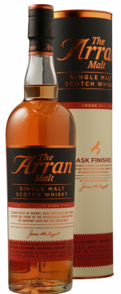 Arran Single Amarone Cask Finish Isle of Arran 50% Vol. 70 cl (so lange Vorat)
