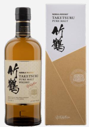 Nikka Taketsuru Whisky Pure Malt 43% Vol. 70 cl Japan
