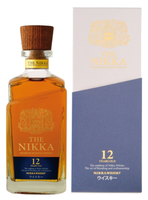 Nikka 12 Years Old Blended Whisky 43% Vol. 70 cl Japan