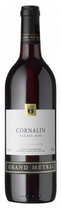 Provins Cornalin du Valais AOC Grand Métral 13.5% Vol. 75cl 2016