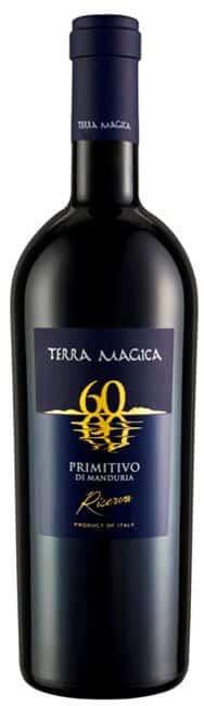Terra Magica Primitivo di Manduria Riserva 75cl 2014
