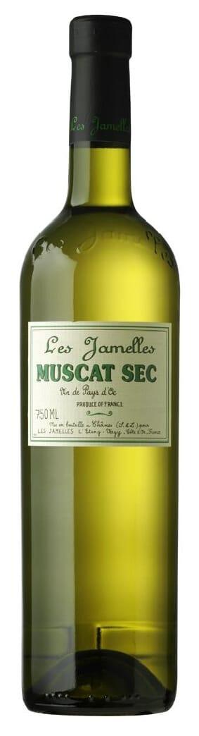 Muscat Sec Vin de Pays d'Oc 13% Vol. 75cl 2017
