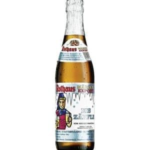 Rothaus-Bräu Eis Zäpfle 5,6% Vol. 24 x 33 cl MW Flasche