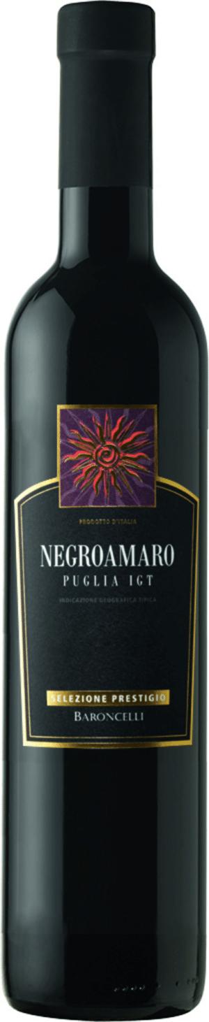 Baroncelli Negroamaro Puglia IGT 12.8% Vol. 75cl 2017