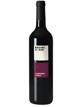 Nadine Saxer Cabernet-Pinot 13.5% Vol. 75cl 2016