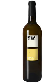 Nadine Saxer Nobler Weisser 12% Vol. 75cl 2018