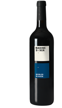 Nadine Saxer Nobler Blauer 13% Vol. 75cl 2018