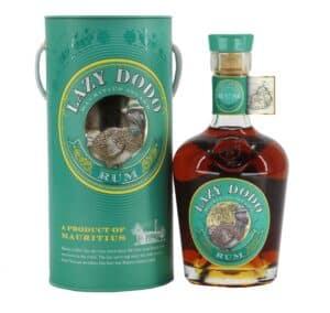 Rum Lazy Dodo Single Estate Gift Box 40% Vol. 70 cl Mauritius ( so lange Vorrat )