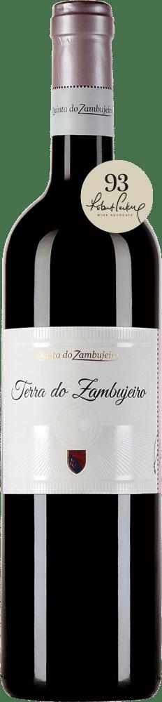 Quinta do Zambujeiro Terra do Zambujeiro 15.0% Vol. 75cl 2017