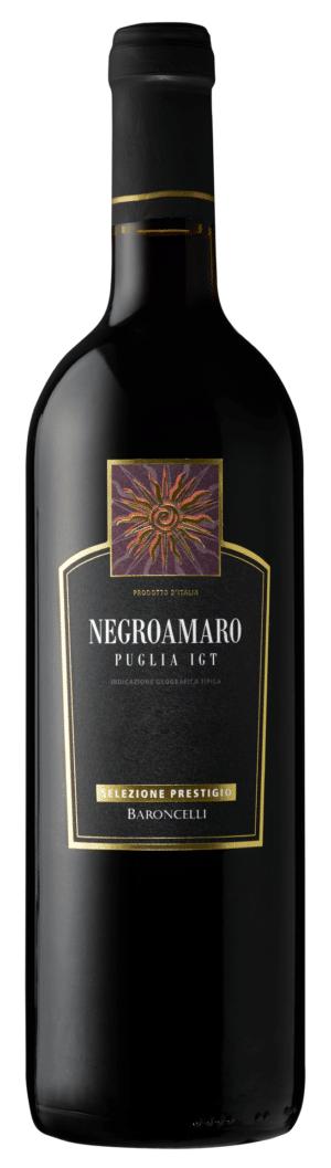 Baroncelli Negroamaro Puglia IGT 12.8% Vol. 75cl 2018