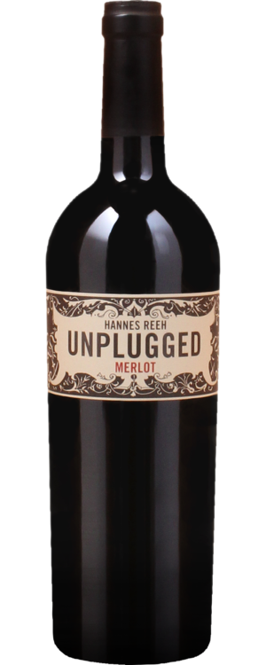 Hannes Reeh Unplugged Merlot 14.0% 75cl 2017