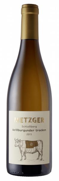 Uli Metzger Weissburgunder Schlossberg 13 % Vol. 75 cl 2016