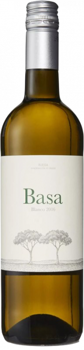 Basa Blanco Rueda 13.5% Vol. 75cl 2018