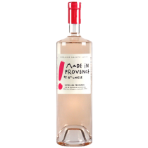 Premium Rosé - Made in Provence Côtes du Rhone 12,5% Vol. 75cl 2018