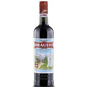 Braulio Amaro Alpino Veltliner Kräuterbitter 21% Vol. 70 cl