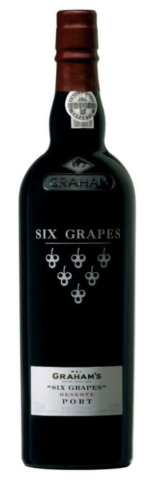 Graham's Six Grapes 20.0% Vol. 75cl
