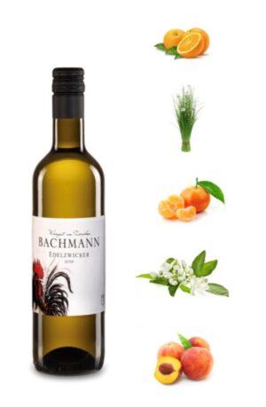 Bachmann Edelpflücker (Edelzwicker) 50cl