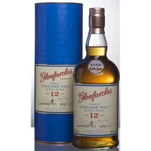Glenfarclas 12 Years old Scotch Pure Malt Whisky 43% Vol. 70 cl