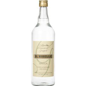 Grappolo Il Ribelle  Acquavite di Vinaccia Stetten 40% Vol. 100 cl Humbel