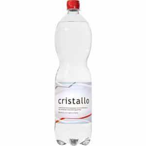 Cristallo Mineral rot mit Kohlensäure 6 x 150 cl PET