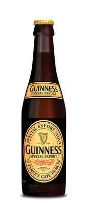 Guinness Special Export Stout 8,0% Vol. 24 x 33cl EW Flasche Irland