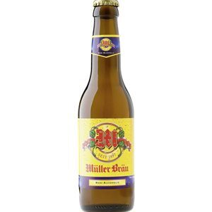 Müllerbräu alkoholfrei 6 x 50 cl MW Flasche