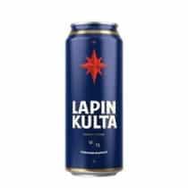Lapin Kulta Premium Beer 5,2% Vol. 24 x 50 cl Dosen Finnland
