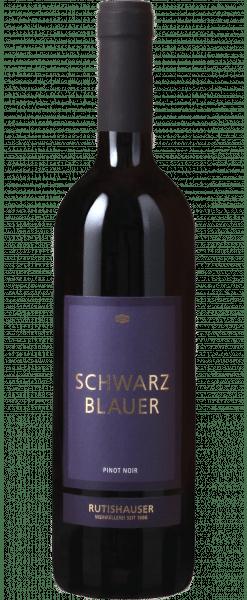 Rutishauser Weinkellerei Schwarz Blauer Pinot Noir 13.5% Vol. 75cl 2015
