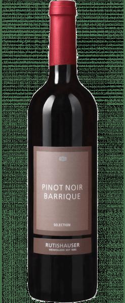Rutishauser Weinkellerei Pinot Noir Selection Barrique 13.1% Vol. 75cl 2013