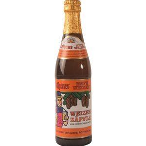 Rothaus Hefe-Weizenbier 5,4% Vol. 6 x 33 cl MW Flasche