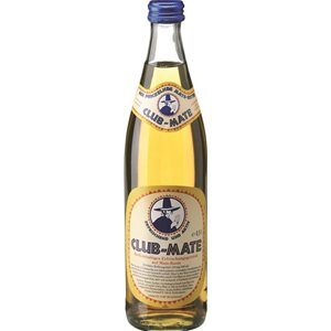 Club Mate Original ( Ice Tea ) 6 x 50 cl MW Flasche