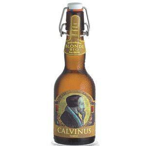Appenzeller Calvinus blanche Bügelflasche 20 x 33 cl MW Flasche
