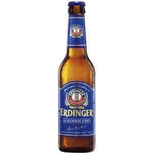 Erdinger alkoholfrei 0,4% Vol. 24 x 33 cl MW Flasche