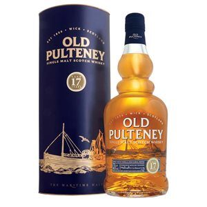 Whisky Old Pulteney Highland 17 years 46% Vol. 70 cl