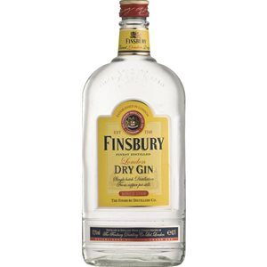 Gin Finsbury London Dry Gin Classic 37% Vol. 70 cl