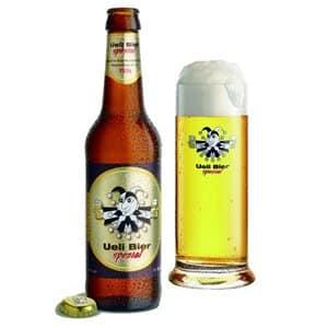 Ueli Bier Spezial 10 x 33 cl MW Flasche