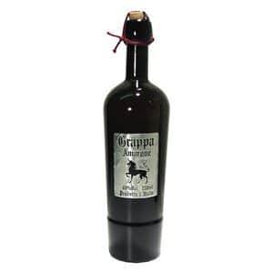 Grappa Amarone Barrique 40% Vol 75 cl