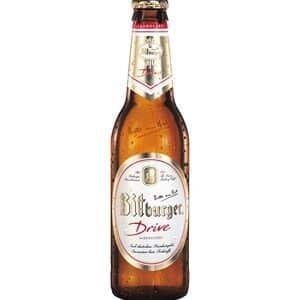 Bitburger Premium Alkoholfrei 24 x 33 cl MW Flasche