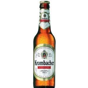 Krombacher alkoholfrei Pils 11 x 50 cl MW Flasche